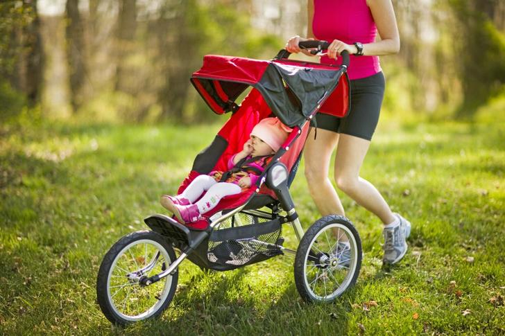 Фото №1 - Прогулка налегке: 10 самых легких прогулочных колясок для лета по разумной цене