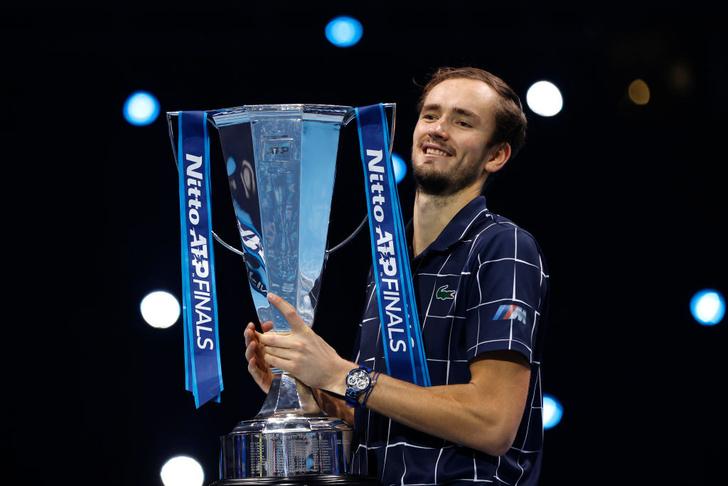 Фото №3 - Даниил Медведев: что нужно знать о российском теннисисте, который творит историю и зарабатывает 1,5 миллиона долларов за вечер
