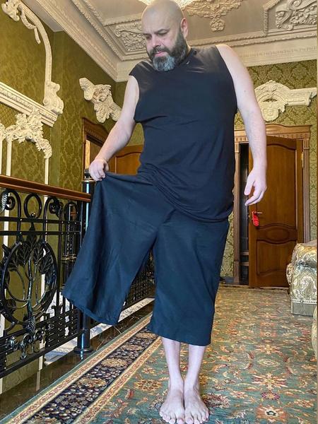 Фото №2 - Сбросивший 127 килограммов Максим Фадеев составил научную программу похудения