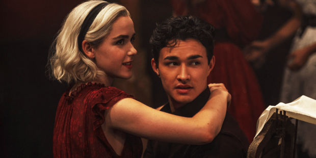 Фото №6 - «Леденящие душу приключения Сабрины»: 10 моментов финального сезона, которые разбили нам сердечки
