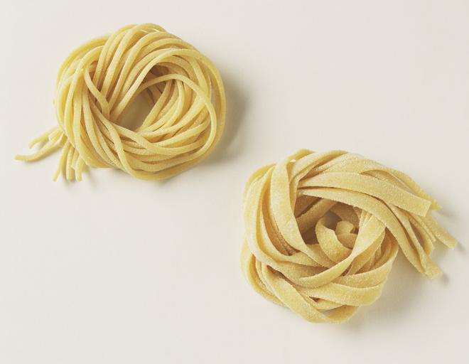 Гнезда из макарон в духовке рецепт пошагово с фото