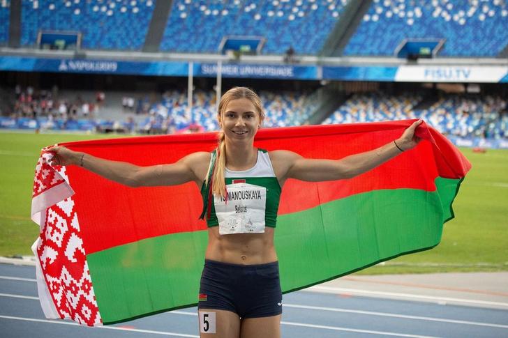 Фото №1 - Бег с препятствиями: белорусскую спортсменку пытаются насильно вывезти из Токио после критики сборной