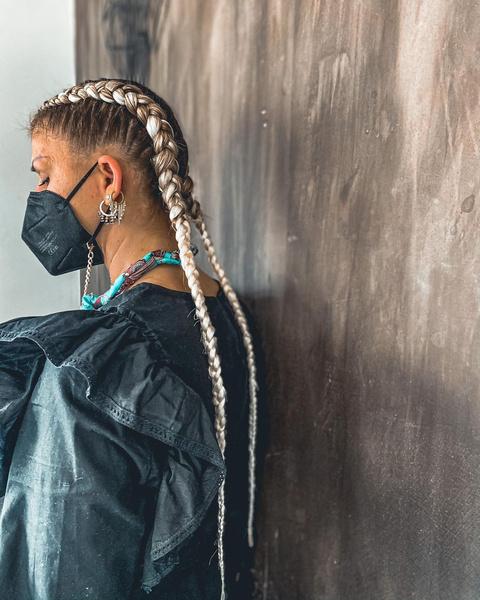 Фото №9 - Как у Ани Покров и не только: твой модный супергид по косичкам