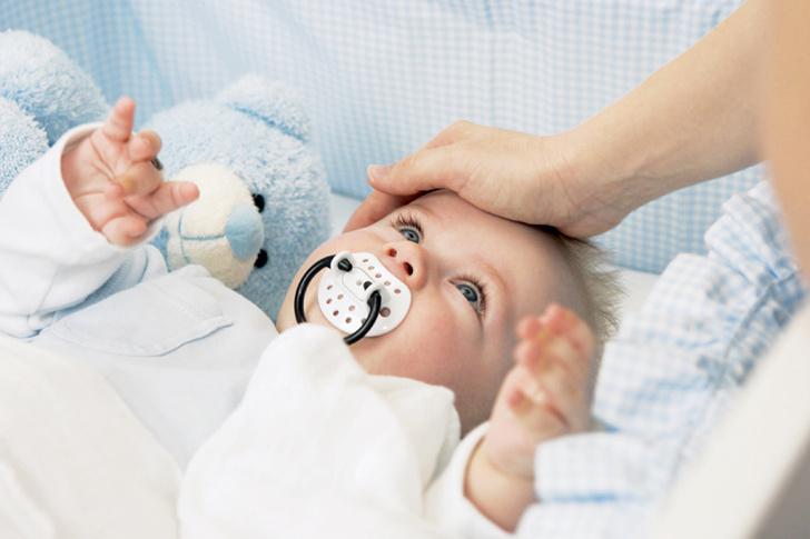 Фото №1 - Кроватка для малыша