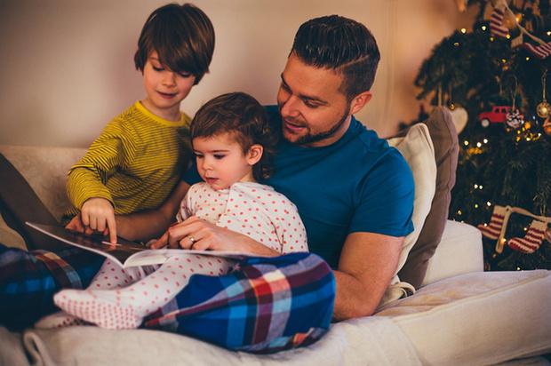 Фото №2 - Дед Мороз приходит только к хорошим родителям