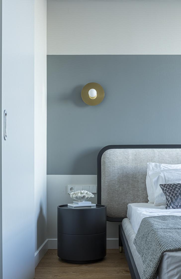 Фото №8 - Минималистичный интерьер в теплых тонах для двухкомнатной квартиры