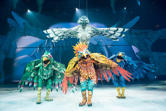 Фото №2 - Мамонты в Москве! Шоу «Ледниковый период Live!» пройдет в столице
