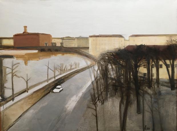 Фото №7 - Выставка Владимира Шинкарева на «Винзаводе»