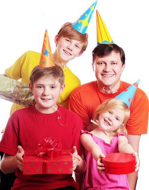 Фото №2 - Как устроить праздник для детей