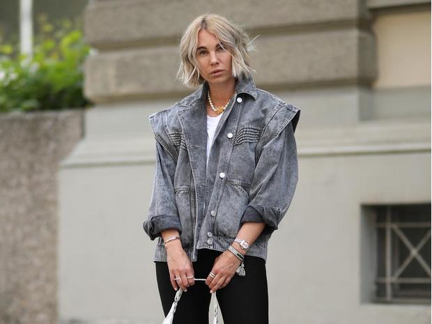 Фото №5 - От длины до декора: 5 главных ошибок при выборе джинсовой куртки