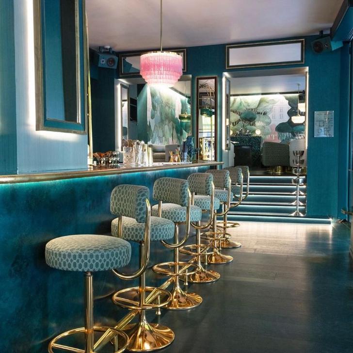 Фото №4 - Ресторан Mon Square в Париже