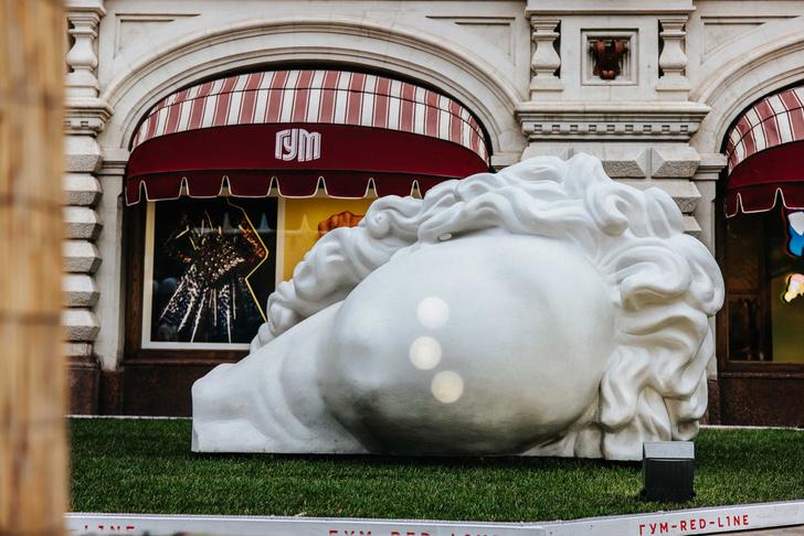 Фото №4 - Выставка российского паблик-арта на Красной площади