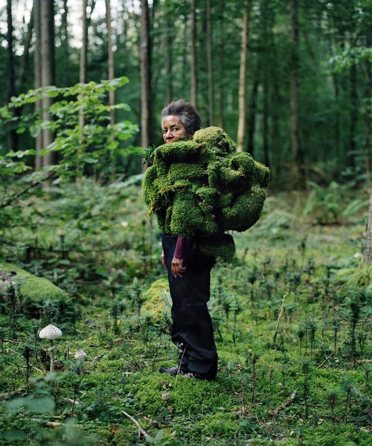 Фото №4 - Фольклор, любопытство и возвращение к природе: интервью с Рииттой Иконен