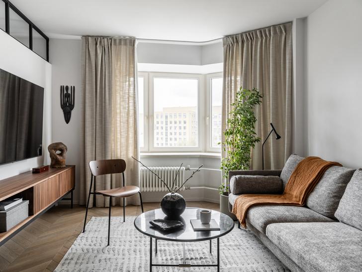 Фото №6 - Легкая и светлая квартира 50 м² для хозяйки кондитерской