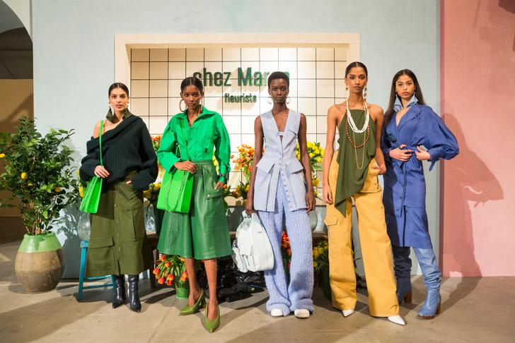 Фото №1 - 7 запоминающихся шоу на Неделе моды в Париже