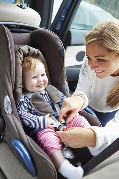 Фото №1 - Безопасность в деталях: ребенок в автомобиле