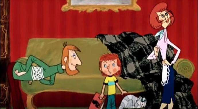 Советские мультфильмы о детях: чему они нас учат?