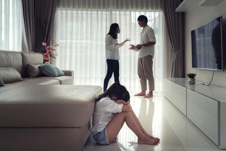 Фото №5 - Need Help: Что делать, если родители ссорятся?