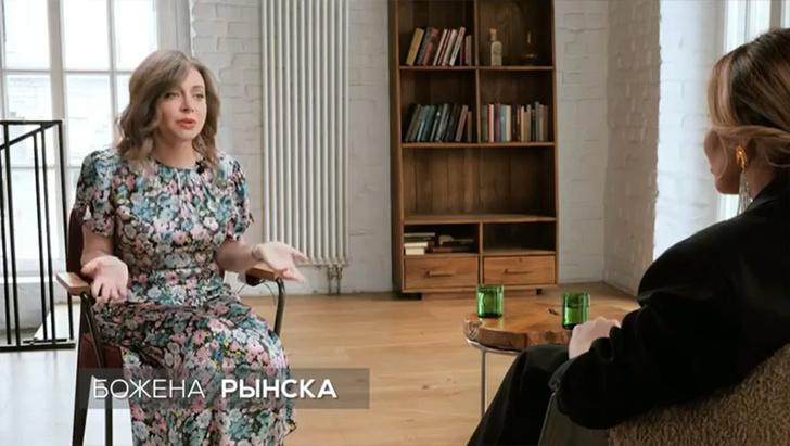 Фото №1 - «Злая ведьма»: Божена Рынка объяснила, почему Собчак сходят с рук все конфликты