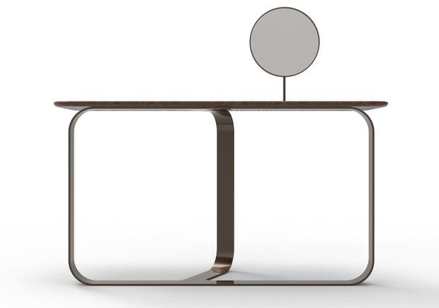Фото №5 - Свет мой, зеркальце: ТОП-10 туалетных столиков для спальни