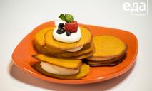 Тыквенное печенье от телеканала «Еда»