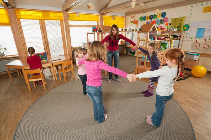 Фото №2 - Гимнастика для гиперактивных малышей