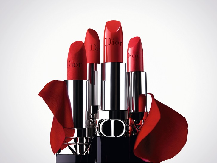 Фото №2 - Губы, которые хочется целовать: коллекция помад Dior для поцелуев
