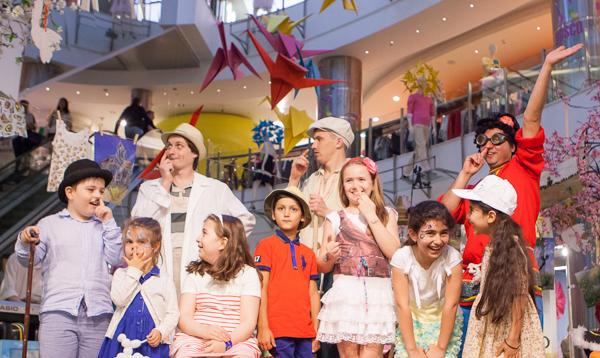 Фото №1 - В магазине «ВЕСНА» докажут, что школа – это весело