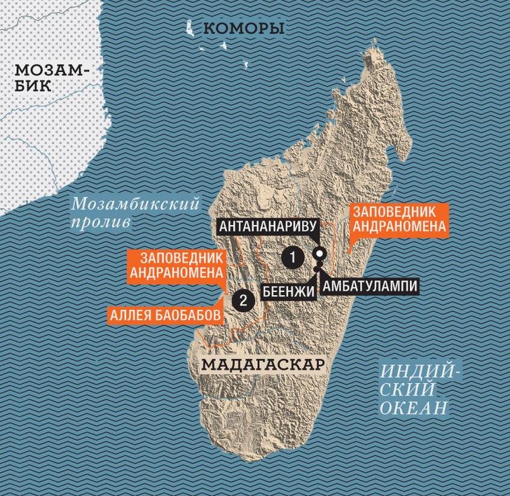 Фото №15 - Распилить поровну: деревня фуа-гра, кирпичи на самогоне и алюминиевая столица Мадагаскара