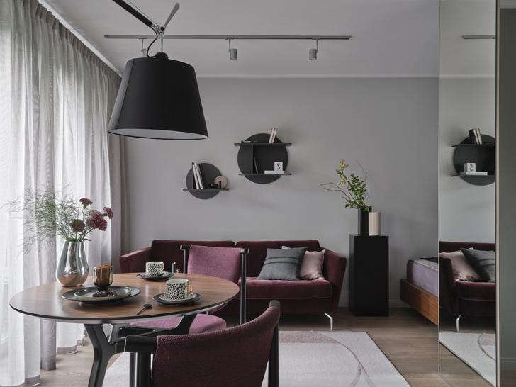Фото №1 - Уютная маленькая квартира 34 м² в доме 1960-х годов в Москве