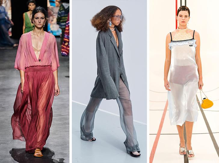 Фото №4 - Тренды весны и лета 2021 с Недели моды в Париже