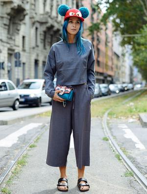 Фото №13 - Биркенштоки в городе: с чем носить самые удобные сандалии