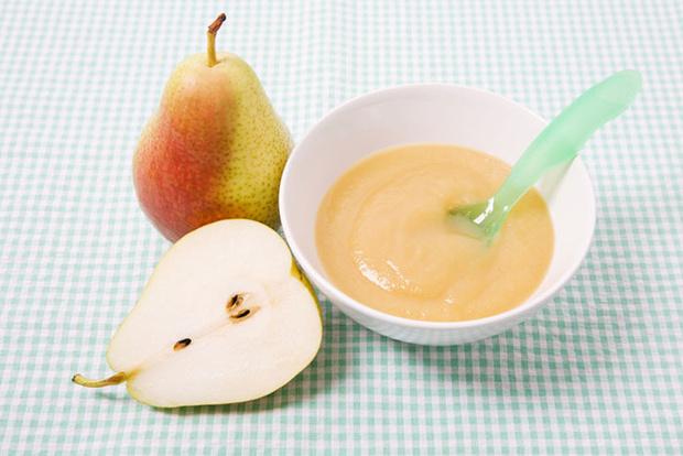 Фото №3 - Вкусный старт: фруктовое пюре для малыша