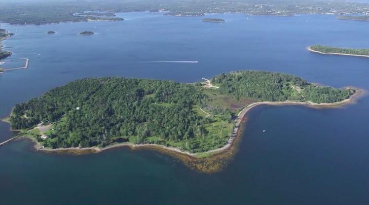 Фото №1 - Оук— остров, где зарыт один из самых таинственных кладов на планете