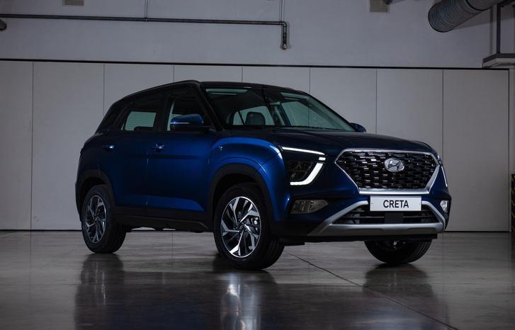 Фото №1 - Глаза выкатываются: новый Hyundai Creta представлен в России
