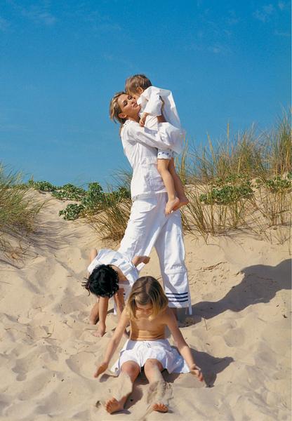 Фото №1 - Куда поехать в отпуск с семьей