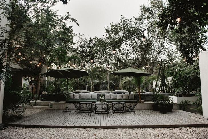 Фото №1 - Райский уголок: дизайн-отель 16 Tulum в джунглях Мексики