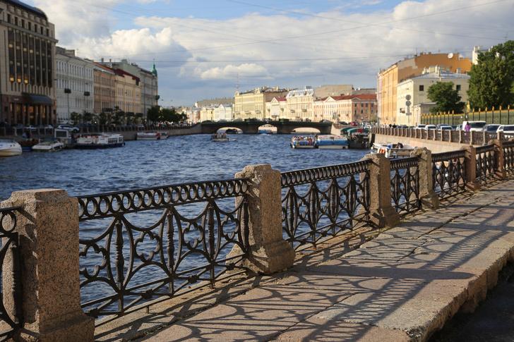 Фото №2 - Архитектурные прогулки: Петербург «спонтанный». Часть первая