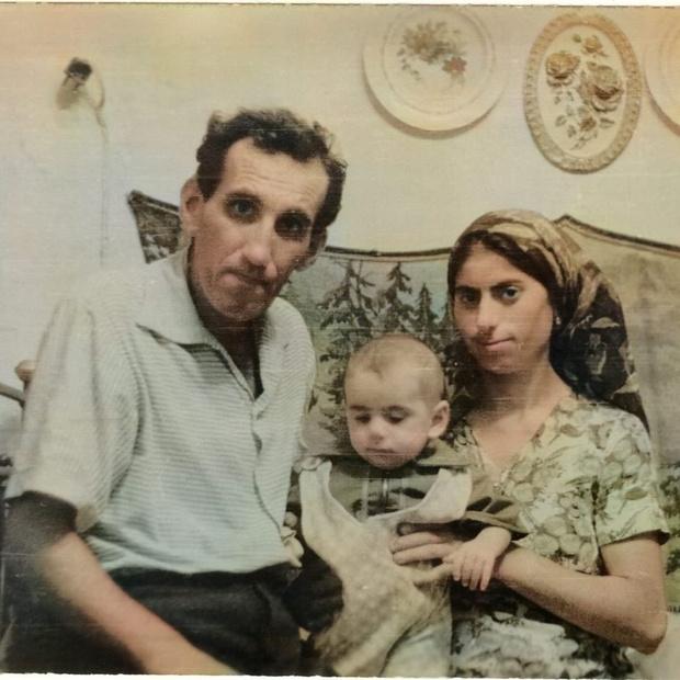 Фото №2 - Иосиф Пригожин впервые показал родителей и оказался копией мамы