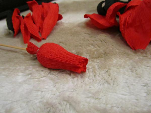 Фото №9 - Сделай сам: брошь-роза как у Сальмы Хайек