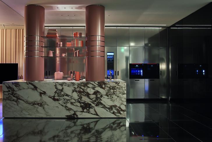 Фото №5 - Шоурум Signature Kitchen Suite в Милане