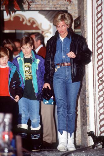 Фото №4 - Запретный плод: как королевские особы носят джинсы