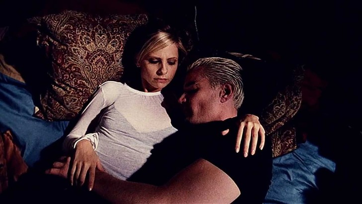 Фото №8 - I'm a bad guy, duh: 8 лучших сериалов, где плохой парень влюбляется в хорошую девочку