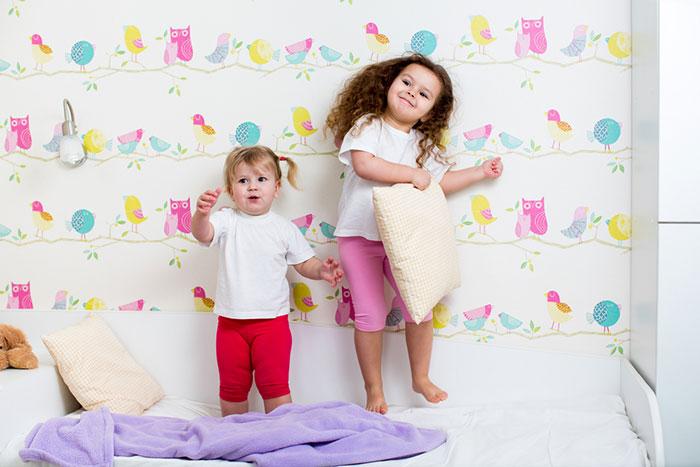 Фото №4 - Ремонт в детской: как подобрать краску и цвет