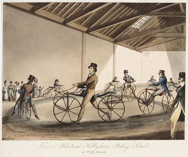 Фото №3 - Как и почему изобретатель велосипеда изобрел еще и мясорубку