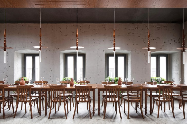 Фото №14 - «Хачапури и вино»: новый ресторан по проекту Бюро Правда