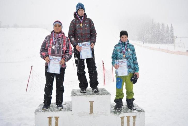 Фото №2 - Сноубордист из Кузбасса победил олимпийского чемпиона Вика Вайлда