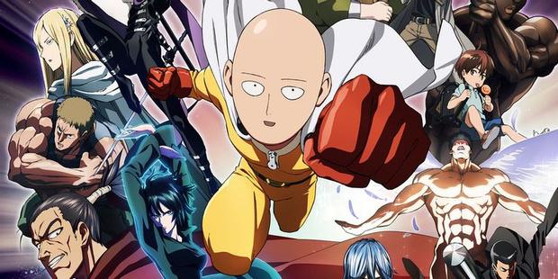 Фото №7 - Топ-10 лучших аниме про супергероев 🦸