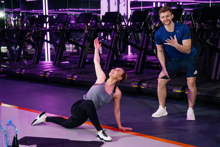 Фото №2 - Прокачай себя! Тренировка c REBOOT LIVE # 6. Силовая тренировка ABS.