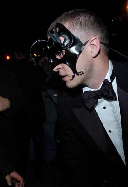 Под маской – певец Джастин Тимберлейк